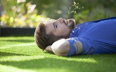 The advantages of artificial turf!